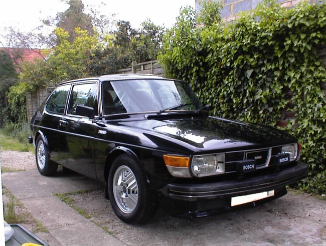Turbo Saab